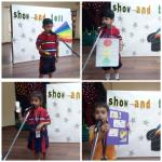 Show and tell : Kindergarten