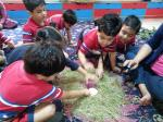 Kids are busy in Activity