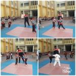 Intra Class Skating & Karate Competition