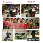 Tie and Dye : Class 2