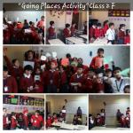 Going Places : class 2