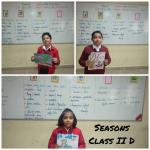 Air,Water and Weather : Class 2