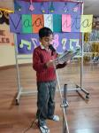 Hindi reading competition : Reading competition