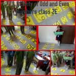 Odd & Even Numbers : Class 2