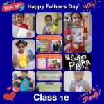 Father's Day craft 2020 : Father's Day craft class1