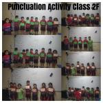Punctuation : Class 2