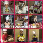 Fruit salad activity2020 classll : Classll