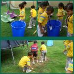 Keep your city clean : Kindergarten