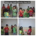 Matru aur matri activity