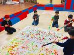 Holi activity : Kindergarten
