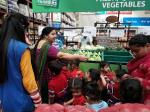 Visit to Vagetable market