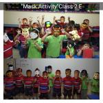 Mask Activity : Class 2