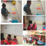 KIDS ARE LEARNING TENS & ONES