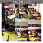 First day craft