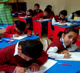 holiday homework of gd goenka public school jammu