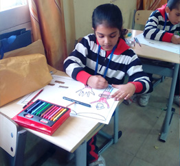 gd goenka jammu holiday homework